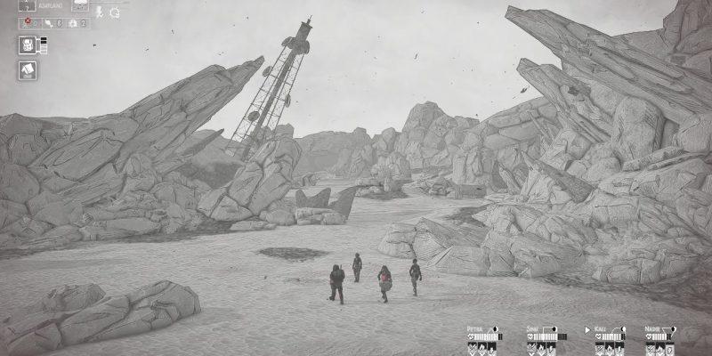 Ashwalkers Environment
