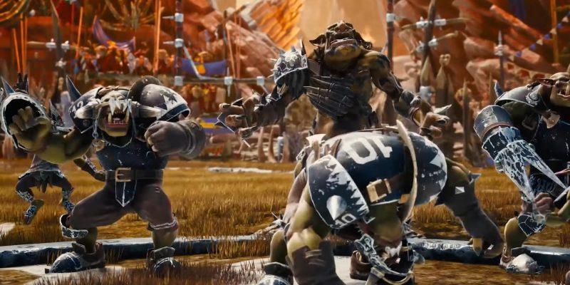 Black Orcs Blood Bowl 3