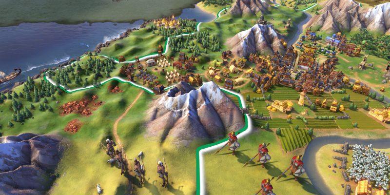 Civilization Vi April Free Update