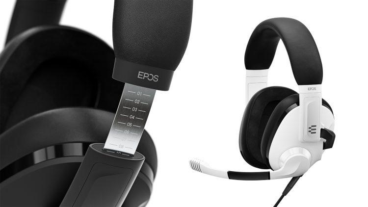 Epos Wired Gaming Headset H3 Sennheiser