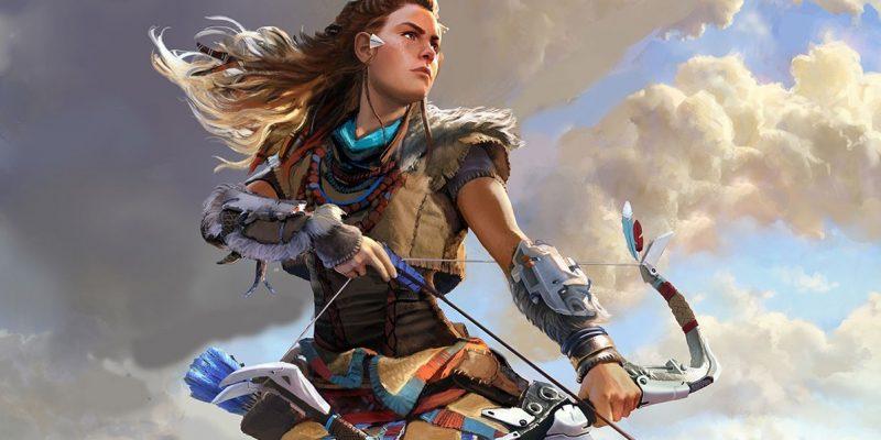 Concept Art Image For The Video Game Horizon Zero Dawn By Guerrilla