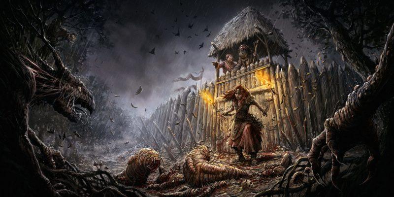 Gord City Builder Dark Fantasy Cd Projekt Steam Pc 2022