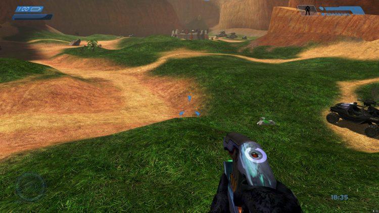 Halo Combat Evolved graphics