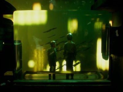 Harold Halibut Stop Motion Animation Game Steam