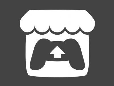 Itchio Epic Games Store App Menu Logo