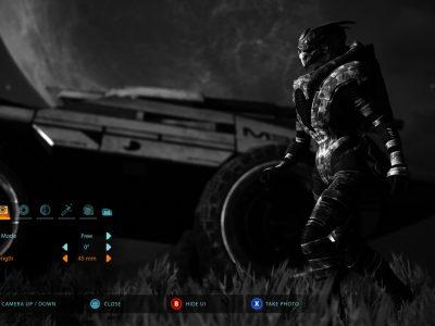 Mass Effect Legendary Edition Photo Mode Garrus