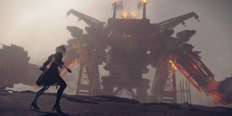 Nier Automata Steam