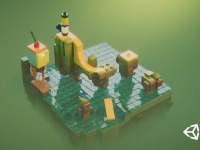 Nvidia Dlss Unity Engine Lego
