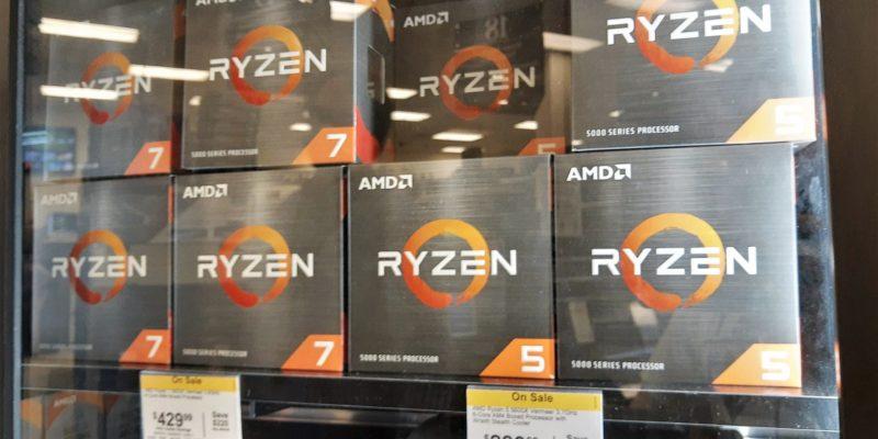 Ryzen 5000 Series Cpu Gpu Availability Micro Center