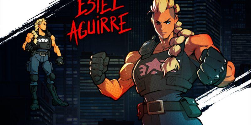 Streets Of Rage 4 Mr X Nightmare Dlc Free Estel