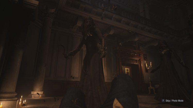 Resident Evil Village tips vampire