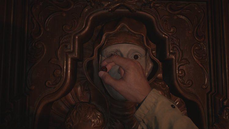 Resident Evil Village prioress door