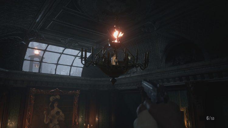 Resident Evil Village Маска ярости