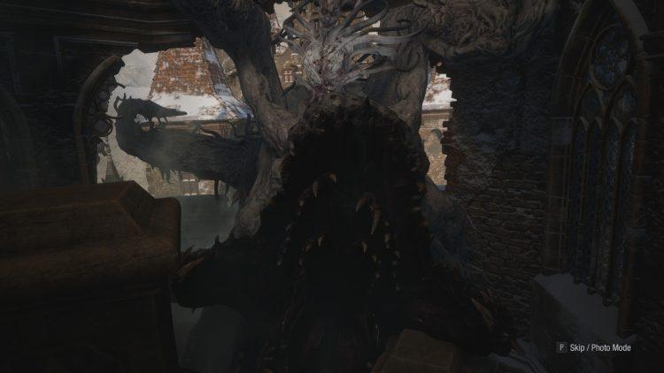 Resident Evil Village Бит Димитреску