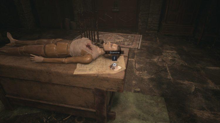 Resident Evil Village Beneviento, дом 1