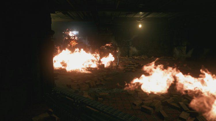 Resident Evil Village Sturm fight