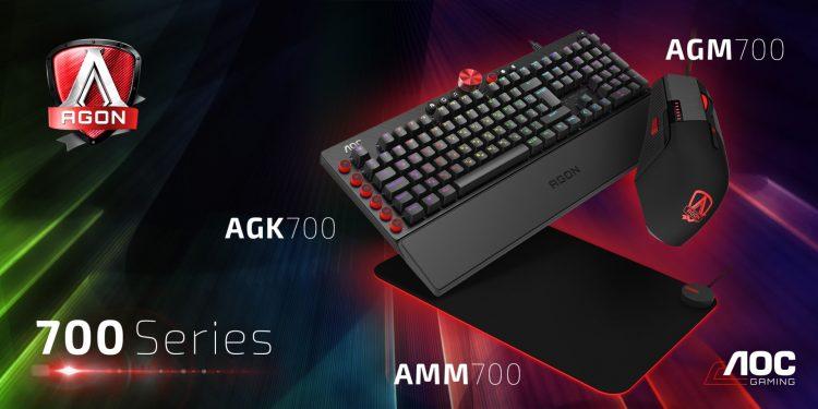 AOC Gaming Accessories