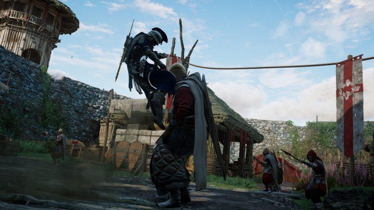 Assassin's Creed Валгалла Гнев друидов Способности Фолиант знаний 2c