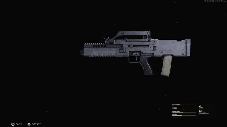 Black Ops Cold War Carv.2