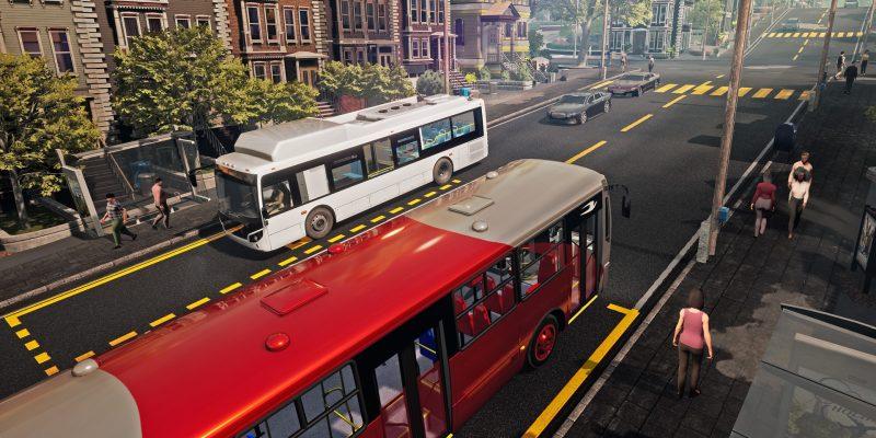Bus Simulator 21 Multiplayer 2