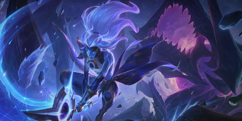 Legends of Runeterra champion skins
