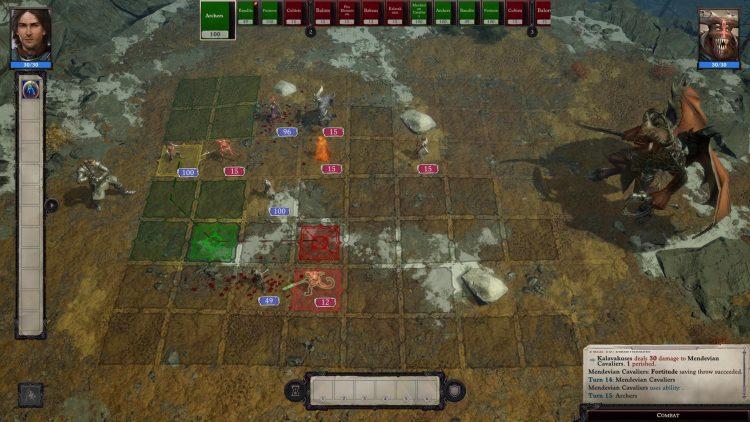Crusade Gameplay