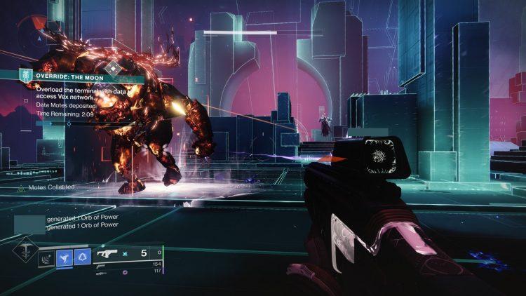 Destiny 2 Moon Override Guide Path Of The Splicer Ii 2