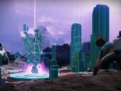 Destiny 2 Override Tangled Shore Expunge Labyrinth Thesmotae Boss