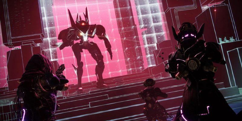 Destiny 2 Season Of The Splicer Override Guide Tacitas Boss Conflux Chest Vex Network