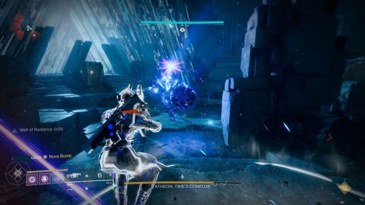 Fate 2 cellar of glass raid guide Athion Boss 1b