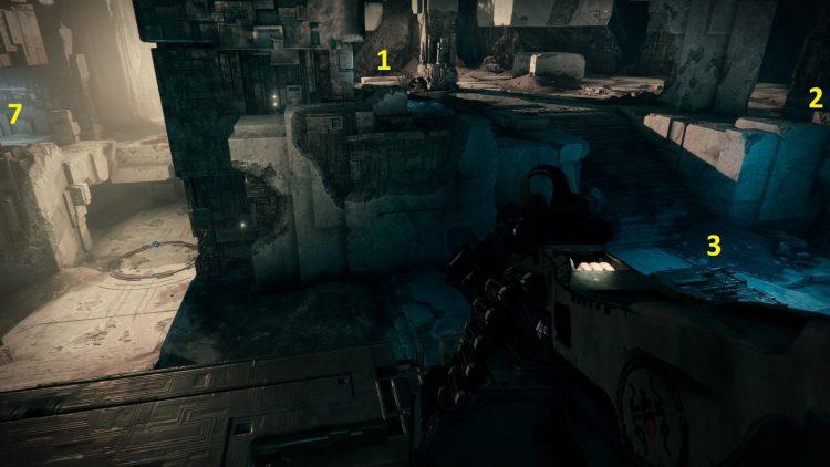 Destiny 2 Vault Of Glass Raid Conflux Oracles Guide 2b
