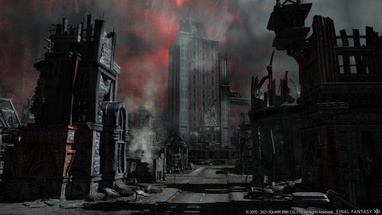 Final Fantasy Xiv Garlemald 01