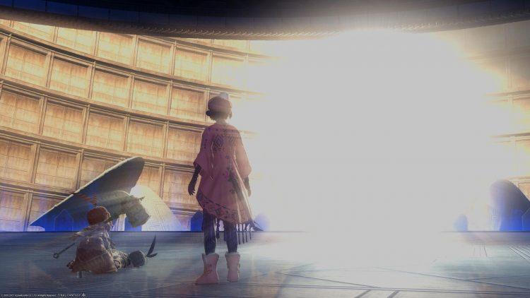 Final Fantasy Xiv Nier Raids 20