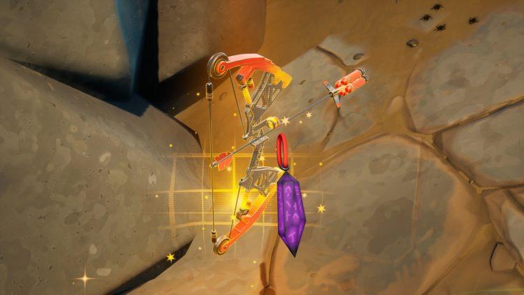 Fortnite Glyph Master Raz Spire Quest