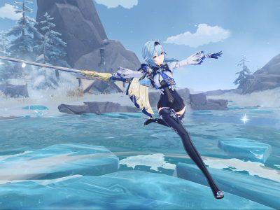 Genshin Impact Eula Guide Weapons Artifacts Talents