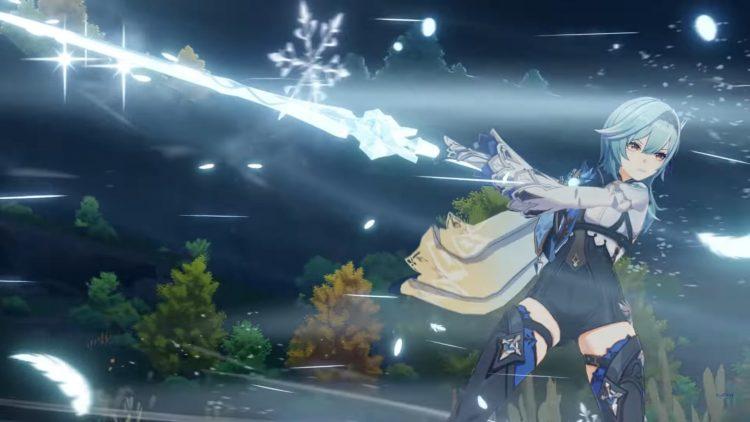 Genshin Impact Eula Guide Weapons Artifacts Talents 3a