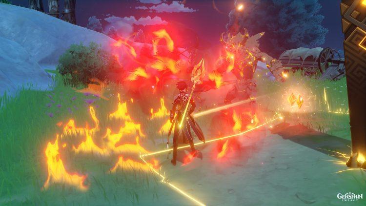 Genshin Impact Zhongli Guide Weapons Artifacts Talents 1b