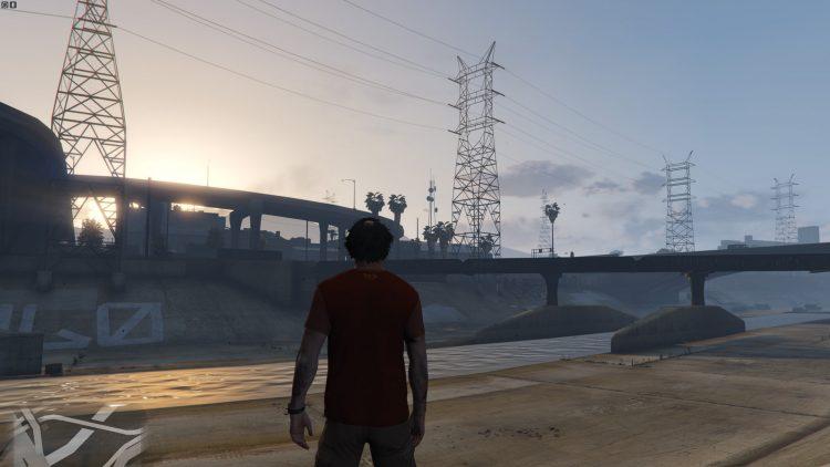 Grand Theft Auto V Gameplay 4k
