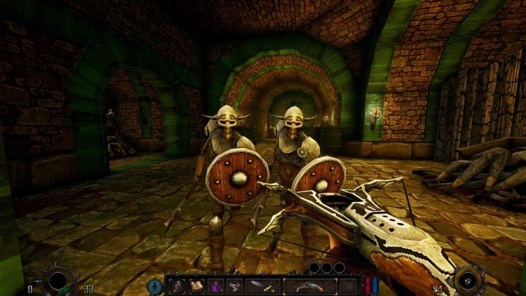 Graven Worth It enemies combat gameplay