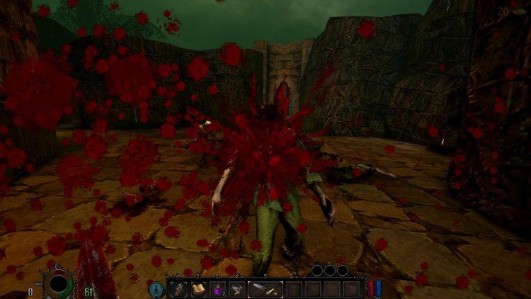 Graven Worth It combat gameplay