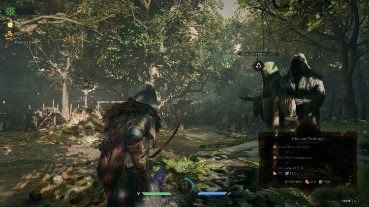 Hood Outlaws & Legends Technical Review Pc Graphics Performance Graphics Comparison 1 3 Low