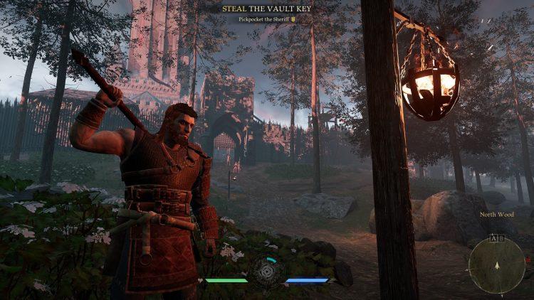 Hood Outlaws & Legends Technical Review Pc Graphics Performance Graphics Comparison 3 3 Low
