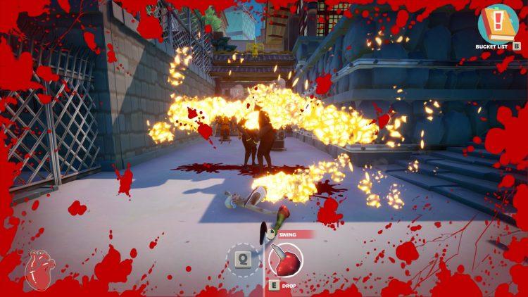 Just Die Already gameplay Interview 2