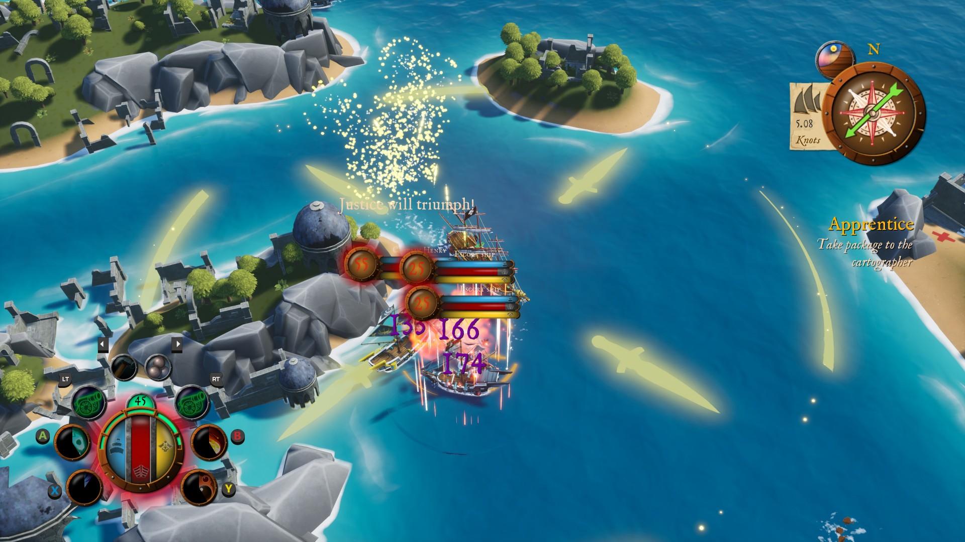 King of Seas review -- Sid Meier's Streamlined