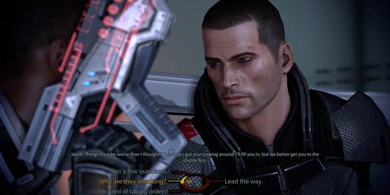 Mass Effect tech review