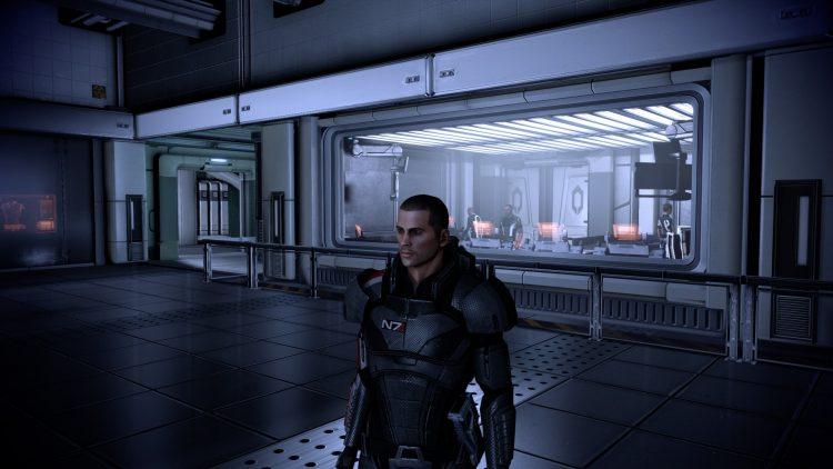 commander shepard pc gameplay bioware