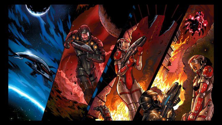 Mass Effect Legendary Edition impressions