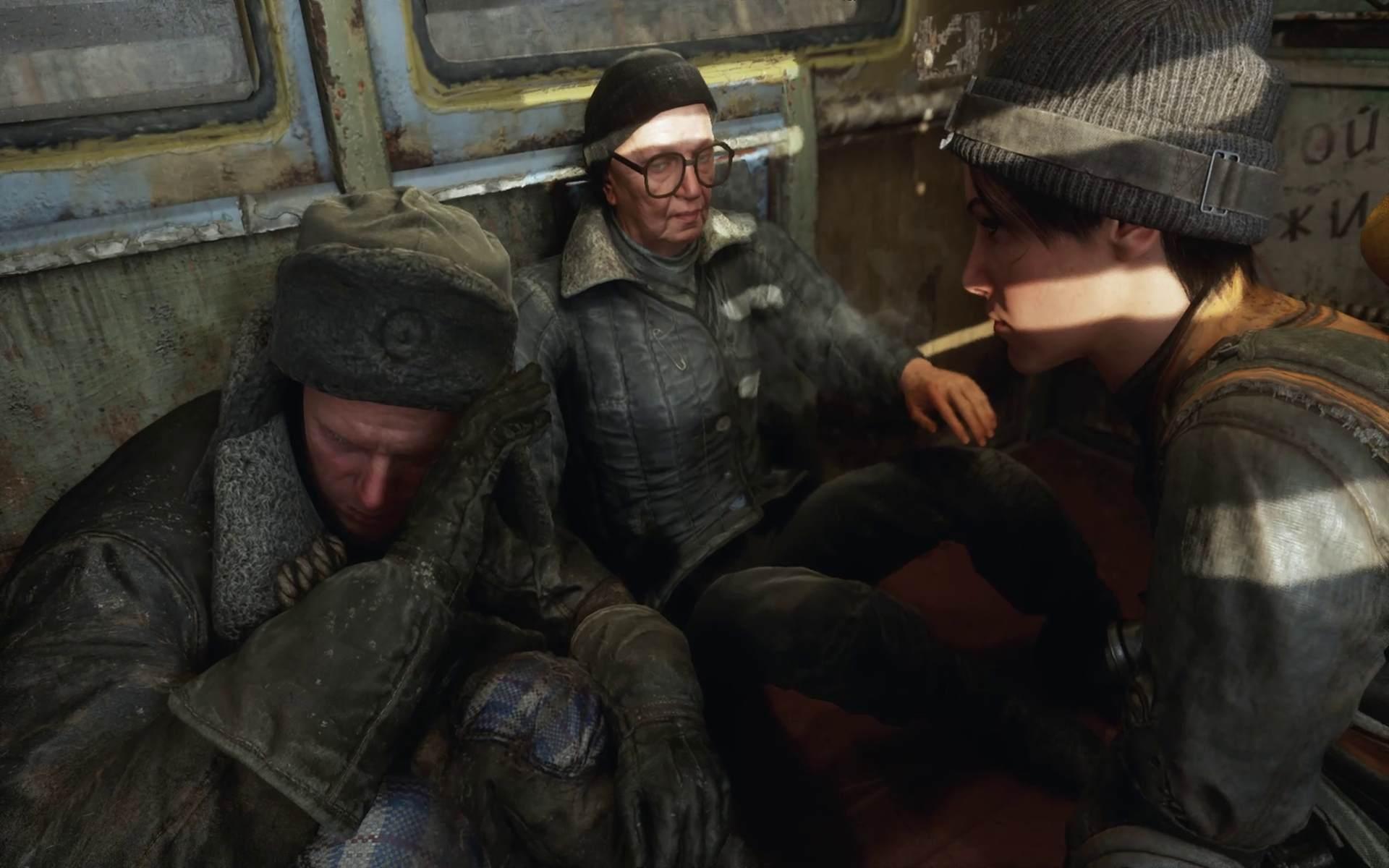 Metro Exodus Pc Enhanced Edition Moscow Capture