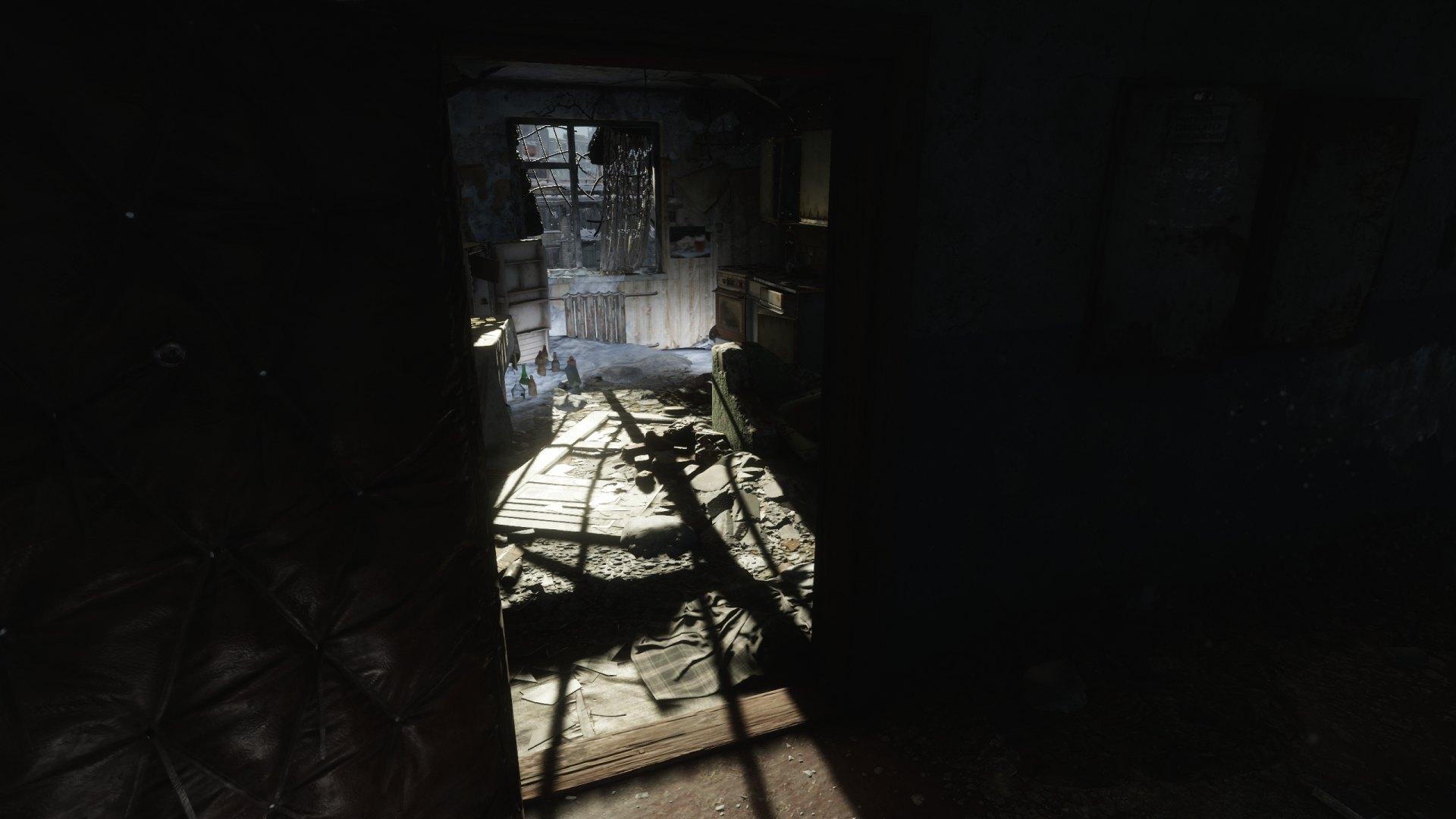 Metro Exodus Original Sunlit Room