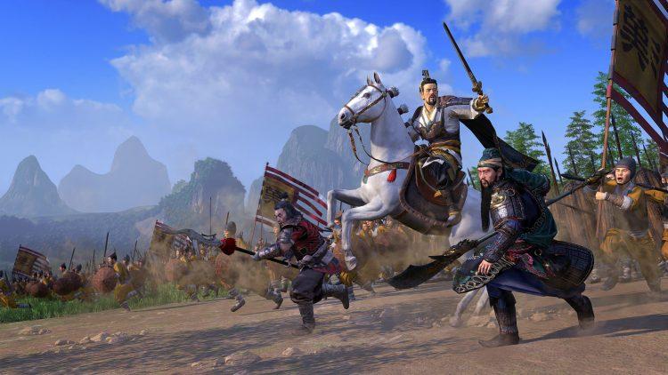 New War Three Kingdoms Game Creative Assembly